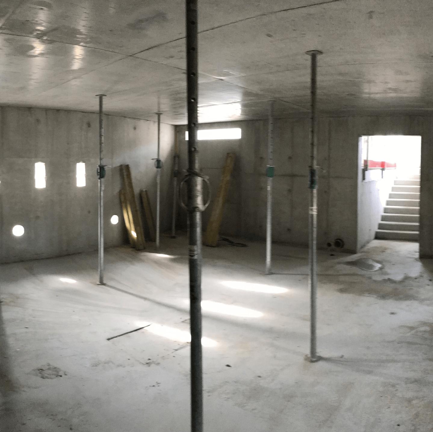 Bâtiment TCE de petite taille à valeur ajoutée